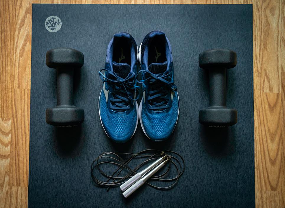 CrossFit accessoires thuis
