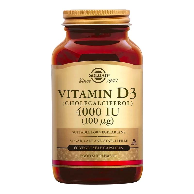 waar zit vitamine d in