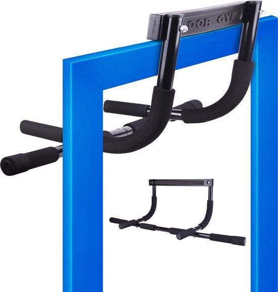 pull-up bars deur